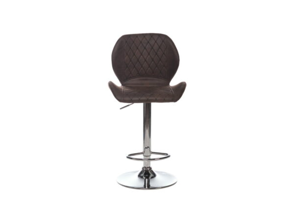 Барный стул B-11 – цвет гаванна – картинка – фото товара 6