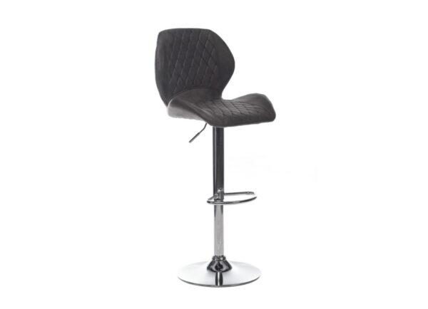 Барный стул B-11 – цвет серый – картинка – фото товара 1