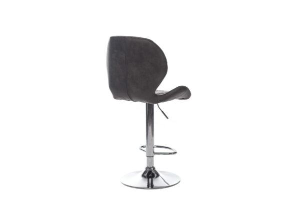 Барный стул B-11 – цвет серый – картинка – фото товара 4