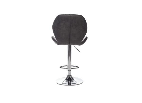 Барный стул B-11 – цвет серый – картинка – фото товара 5