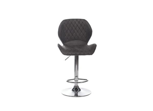 Барный стул B-11 – цвет серый – картинка – фото товара 6