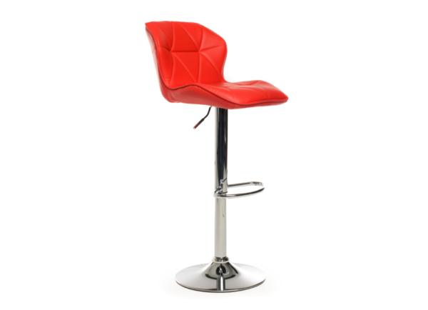 Барный стул B-70 - купить недорого в Украине с гарантией и доставкой – цвет красный – картинка – фото товара 1