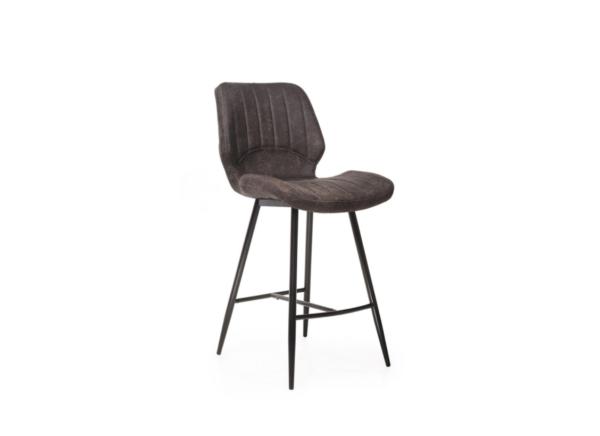 Полубарный стул B-19 – цвет коричневый антик – купить в Украине – картинка – фото товара 1