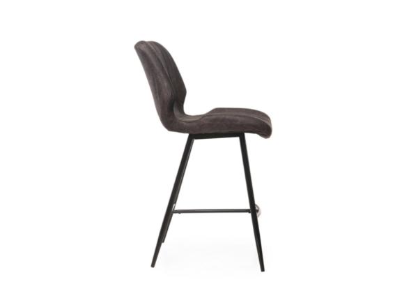 Полубарный стул B-19 – цвет коричневый антик – купить в Украине – картинка – фото товара 2