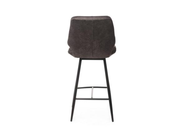 Полубарный стул B-19 – цвет коричневый антик – купить в Украине – картинка – фото товара 4