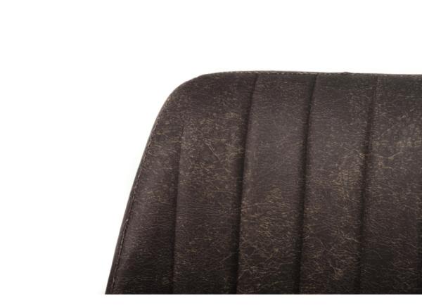 Полубарный стул B-19 – цвет коричневый антик – купить в Украине – картинка – фото товара 7