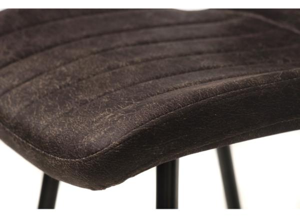 Полубарный стул B-19 – цвет коричневый антик – купить в Украине – картинка – фото товара 9