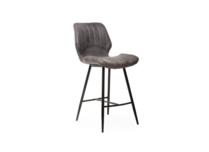 Полубарный стул B-19 – цвет серый – купить в Украине – картинка – фото товара 1
