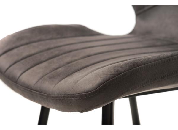 Полубарный стул B-19 – цвет серый – купить в Украине – картинка – фото товара 11