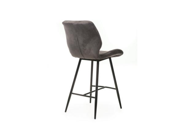 Полубарный стул B-19 – цвет серый – купить в Украине – картинка – фото товара 3