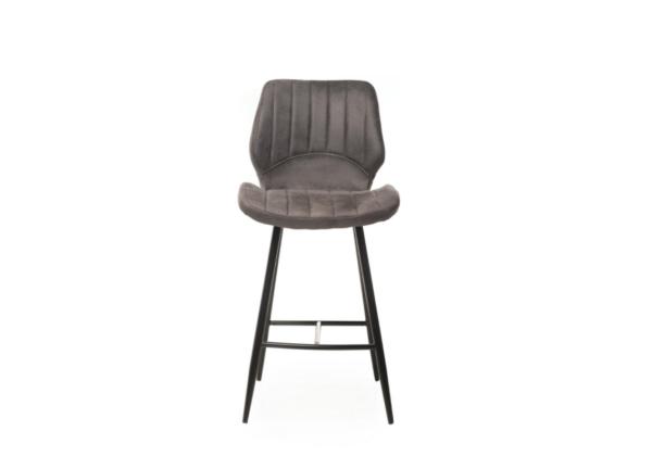 Полубарный стул B-19 – цвет серый – купить в Украине – картинка – фото товара 5