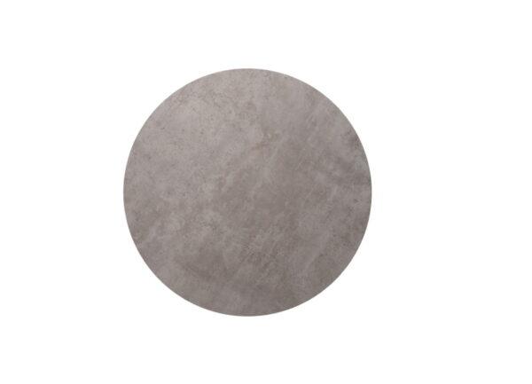Стол барный BT-01 – бетон + черный) - картинка - фото товара 4