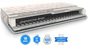 Купить недорого Матрас ЭКО 42 – надежный, качественный, с гарантией в Украине – фото товара - mebeltops.com 1