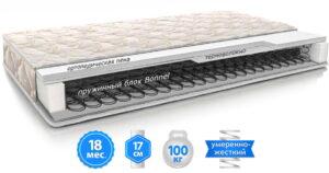 Матрас ШАНС – купить простой, надежный и недорогой матрас в Украине – фото товара - mebeltops.com 1