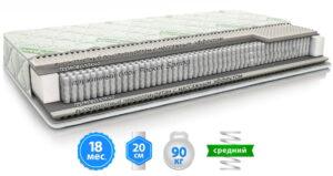 Матрас ComFort Lux - КомФорт Люкс – купить в Украине недорого - фото товара 1