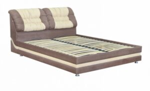 Кровать «Азалия» с желез. каркасом, приобрести недорого в Украине.