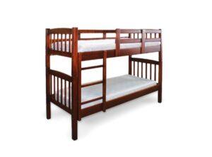 Деревянная детская кровать «Бай-Бай» по приемлемой цене.