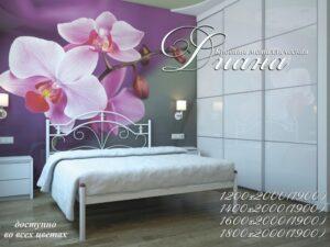 Кровать «Диана» по низкой цене можно купить тут, с доставкой.