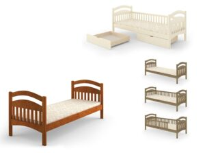 Купить качественную кровать «Жасмин Люкс» по низкой цене в Украине.