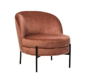 Купить по приемлемой цене, с гарантией и доставкой стул «Белла». Роза вельвет