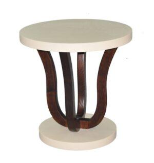 Купить деревянный журнальный стол СМ-3 по низкой цене, с доставкой. 1